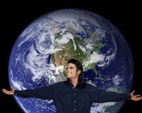 Vamos curar o mundo juntos -