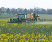 Pesticides are quiet killers