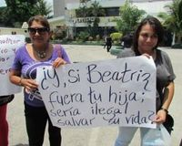 Save Beatriz's Life and Allow Her Abortion!