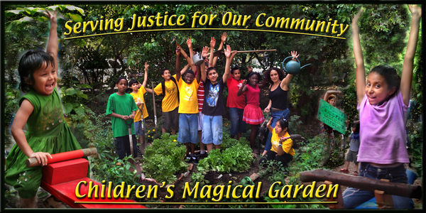 Help Save the Children's Magical Garden from Development