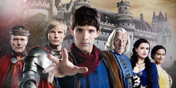 Keep the BBC Merlin TV Series going after series 5
