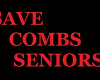 Support for Combs High School (Class of 2013) Suspended Seniors!