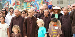 Please Award the next Nobel Peace Prize to Thich Nhat hanh