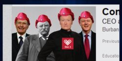Conan O'Brien: Stop talking about red hats & do a monologue about charity giving