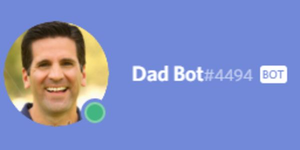 Petition End Dad Bot And His Power Now Song is giornos theme from jojos bizzare adventure (tags) discord dad bot. petition end dad bot and his power