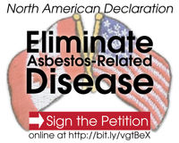 North American Petition to Eliminate Asbestos-Related Diseases