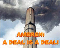 Ameren - Illinois Will Not Waver on Pollution Standards!