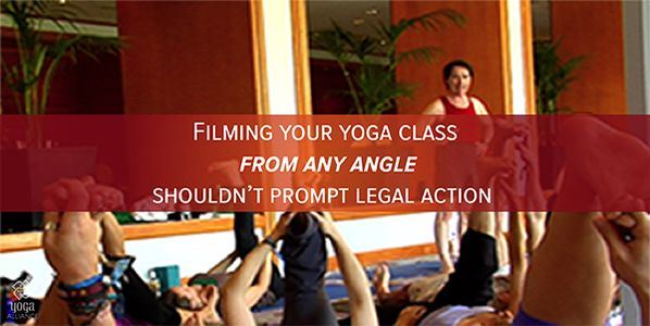 Urge YogaGlo to withdraw its patent application
