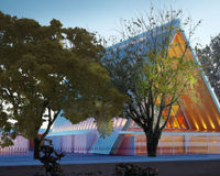 SAY NO to the CHRISTCHURCH CARDBOARD CATHEDRAL