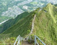 Please Open The Haiku Stairs (AKA Stairway To Heaven)