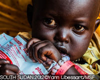 Send Nutritious Food to Malnourished Children