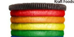 Thank Kraft For Their Rainbow Oreo!