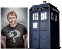 Rupert Grint as the 12th Doctor!