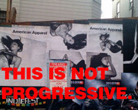 End American Apparel's Sexist Advertising