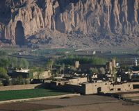 International Campaign for reconstruction of Buddha's Statues, in Bamiyan