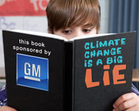 Tell General Motors: Stop Funding Climate Change Denial