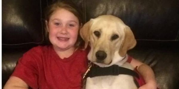Return Dog to Her Owner, 11-year Old With Diabetes