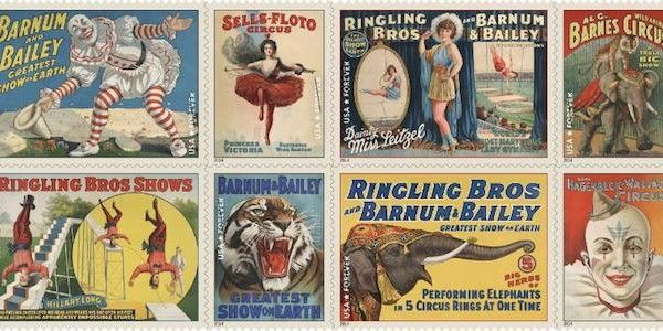 Stop US post office circus stamps - don't celebrate elephant abuse!