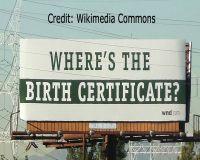 Rep. Steve King, Don't Be a Birther!