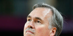 Remove Mike D'Antoni as head coach of the Los Angeles Lakers.
