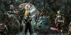 The Last Remnant II Petition for PC and PS4 and/or a remake!!!...maybe the return of rush(remnants)