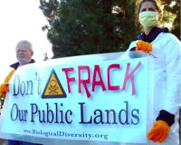 End Fracking on America's Public Lands