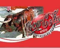 Coca-Cola need to stop the support of animal abuse!