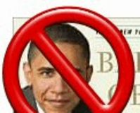 Pledge to vote against Obama in the General Election