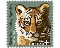 These Stamps Save Wildlife!