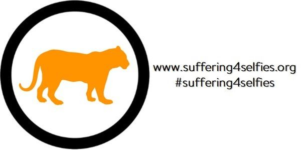 #suffering4selfies logo, Change.org