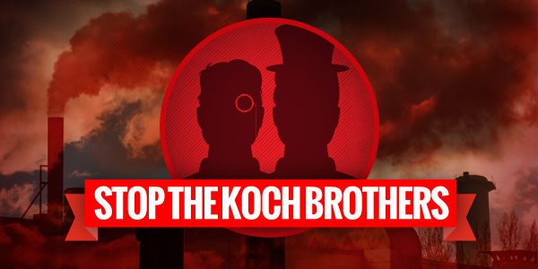 Tell Koch Allies in Congress: Climate Change is Real