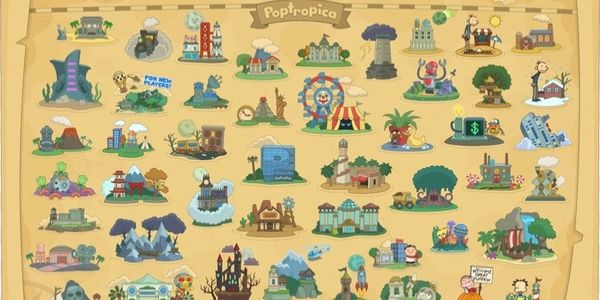 petition: Bring Back Old Poptropica Islands!