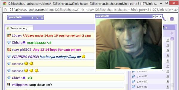 Cam chat teens The Dark