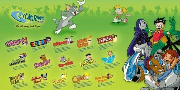 Petition Save The Classic Shows On Boomerang From Cartoon Network