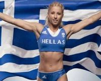 Tell Hellenic (Greek) Olympic Committee to Allow Voula Papachristou to Participate.