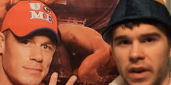 Get WWE Superstar, John Cena, to collaborate on a music video with Youtube sensation Froggy Fresh (K
