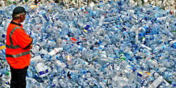 Ban the Use of Plastic Water Bottles
