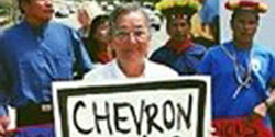 Chevron, Clean Up Your Mess in the Amazon!
