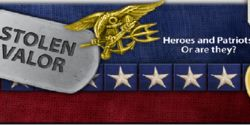 DEMAND Change in the law to make it illegal to pretend to have military honors