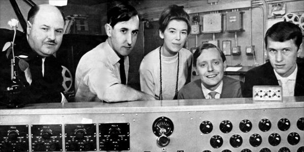 Publish Delia Derbyshire's music from the BBC Sound Archive!
