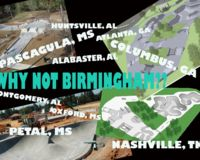 PUBLIC SKATEPARK FOR BIRMINGHAM ALABAMA NOW!