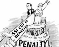 Remove Marriage Penalty Against People with Disabilities