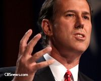 Santorum, Pregnancy from Rape Is Not a