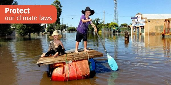 Tell Your Representatives: Protect Australia's Working Climate Laws