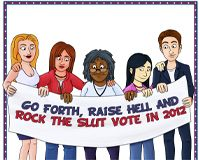 Rock the Slut Vote: Tell Congress to Stop Targeting Women!