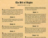 I Want My Bill of Rights, Right at www.whitehouse.gov