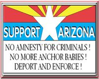 Support for Arizona's New Immigration Law