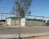 Coolidge, AZ shelter *NO PUBLIC ACCESS TO THIS FACILITY*