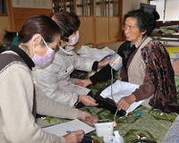Help me helping survivors of Tohoku Kanto Earthquake in Japan