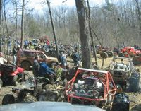 Keep Off-Roading Alive On Aetna Mountain Tennessee